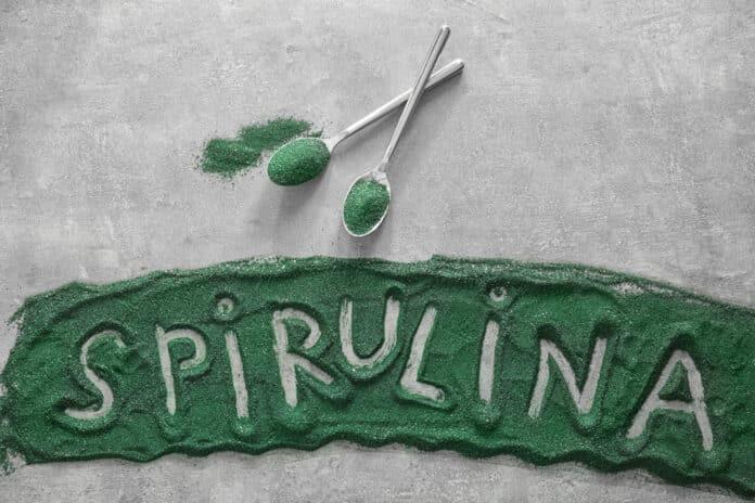 Spirulina fish food benefits